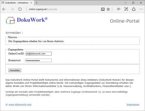 20. Produktbild DokuWork kombiniert CRM mit Dokumenten-Management und Projekten