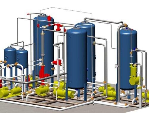 3. Produktbild Smap3D Plant Design: 3D CAD für Rohrleitungen und Anlagenbau