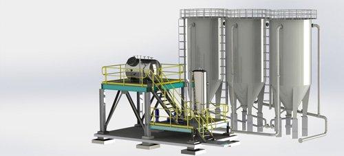 5. Produktbild Smap3D Plant Design: 3D CAD für Rohrleitungen und Anlagenbau