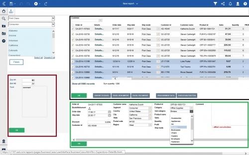Embedded in IBM Cognos Analytics