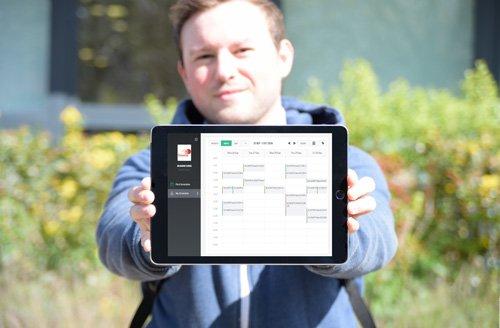 1. Produktbild Syllabus Plus - Stundenplan- und Ressourcenplanung