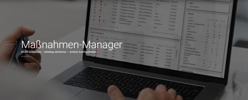 Maßnahmen-Manager