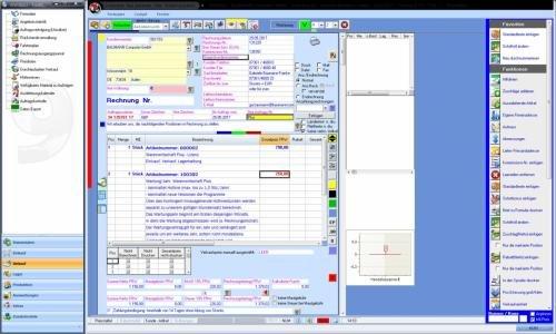 1. Produktbild BAUMANN Warenwirtschaft BASIC / PLUS, ERP, CRM
