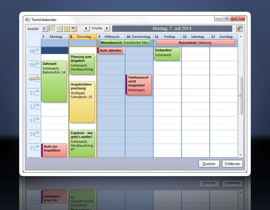 4. Produktbild KVV - Versicherungssoftware