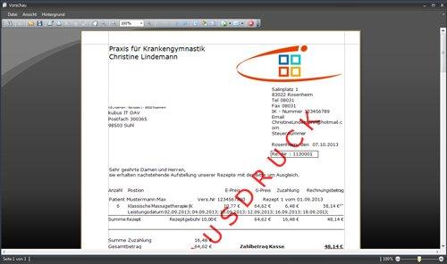 9. Produktbild ADTax §302-Kassenabrechnung und Privatrechnung