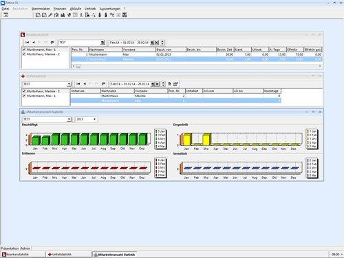 10. Produktbild Attina - Software für Zeitarbeit & Personalvermittler