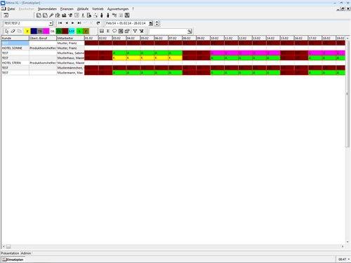 5. Produktbild Attina - Software für Zeitarbeit & Personalvermittler