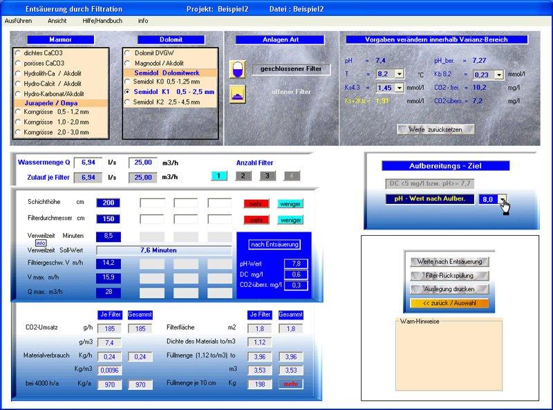 aquachem software
