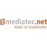 Firmenlogo mediatec.net GmbH Stockelsdorf