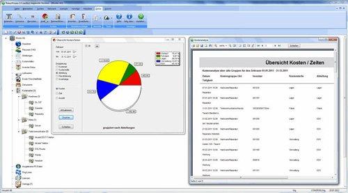 5. Produktbild ROBERT KNOWS - Inventarverwaltung / Verträge / Lizenzen / Helpdesk