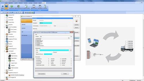 8. Produktbild ROBERT KNOWS - Inventarverwaltung / Verträge / Lizenzen / Helpdesk