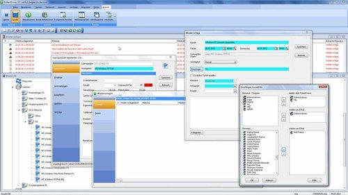 17. Produktbild ROBERT KNOWS - Inventarverwaltung / Verträge / Lizenzen / Helpde