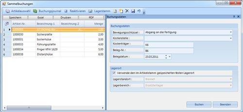 4. Produktbild HDA Lagerbestandsführung und Lagerplatzverwaltung