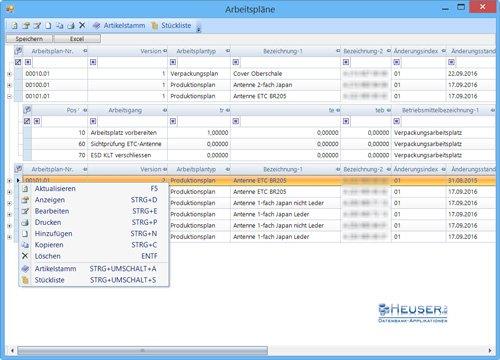 1. Produktbild HDA-Fertigungsplanung und Fertigungssteuerung