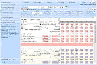 2. Produktbild CareSocial GmbH - Software für ambulante Pflegedienste