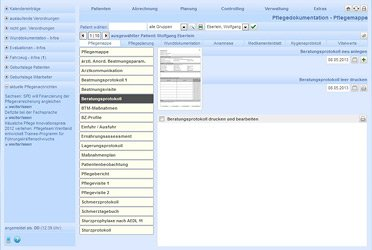 6. Produktbild CareSocial GmbH - Software für ambulante Pflegedienste