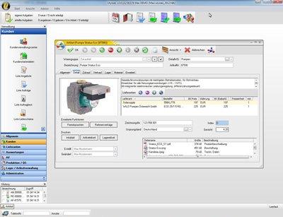 1. Produktbild Ulysses ERP - Software für die Fertigungsindustrie