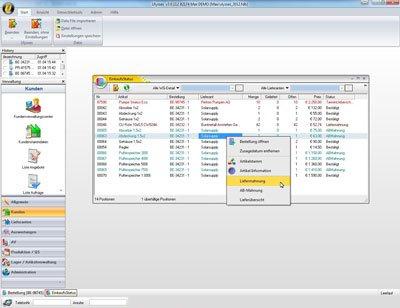 4. Produktbild Ulysses ERP - Software für die Fertigungsindustrie