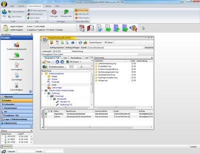 8. Produktbild Ulysses ERP - Software für die Fertigungsindustrie