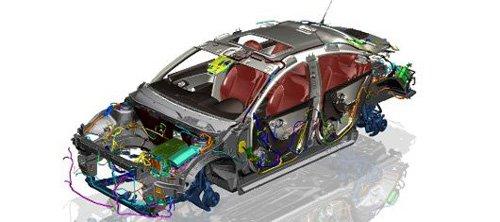 2. Produktbild NX -  Softwaresuite zur Produktentwicklung und -fertigung