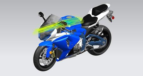 3. Produktbild NX -  Softwaresuite zur Produktentwicklung und -fertigung