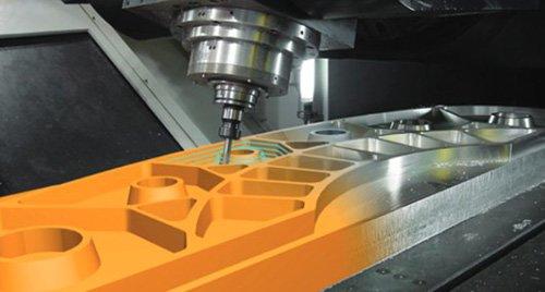4. Produktbild NX -  Softwaresuite zur Produktentwicklung und -fertigung