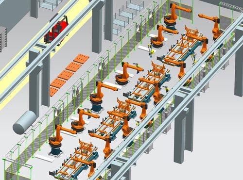 5. Produktbild NX -  Softwaresuite zur Produktentwicklung und -fertigung