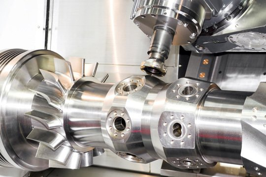 1. Produktbild CAMWorks -  CNC-Bearbeitung