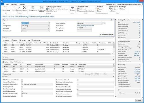 3. Produktbild RELion -  Software für die Immobilienverwaltung