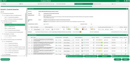 2. Produktbild QSEC ® Compliance Management