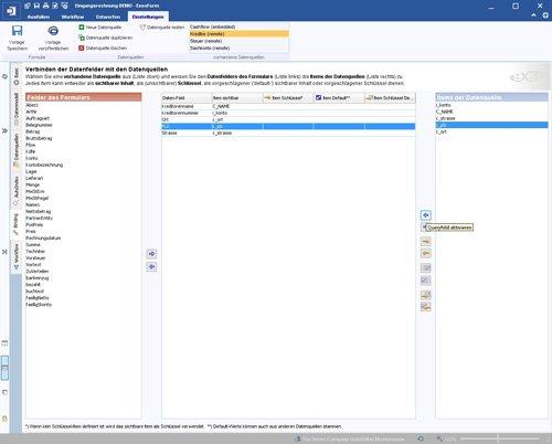 4. Produktbild ExsoForm - Entwicklungsumgebung für Geschäftsprozesse