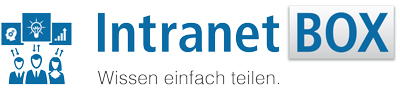 Firmenlogo IntranetBOX GmbH Digitale Mitarbeiterportale - Wissensdatenbanken Düren