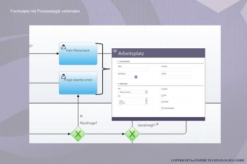 MR.KNOW - FORMS ASSISTANT - Prozesslogik verbinden
