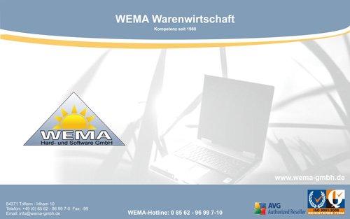 1. Produktbild WEMA Warenwirtschaft