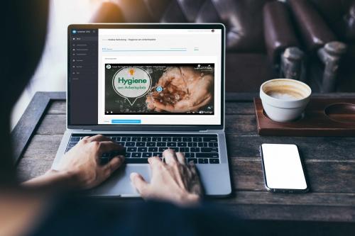 Online-Schulungen im Webviewer