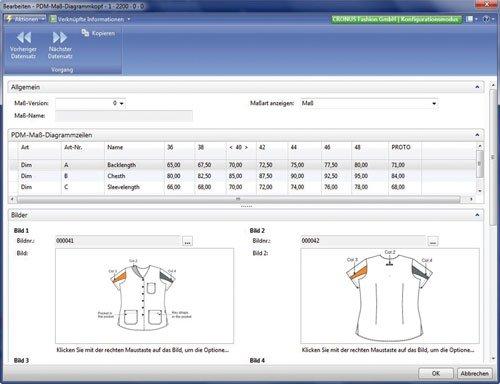 5. Produktbild TRIMIT Fashion - Branchenlösung für die Fashion und Modebranche