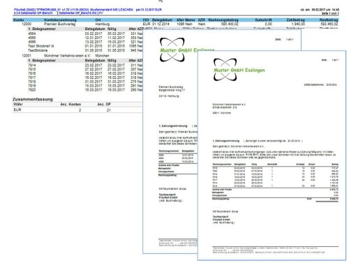 Kompletter Lieferumfang inkl. OP-Management