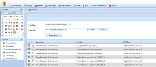 7. File Upload