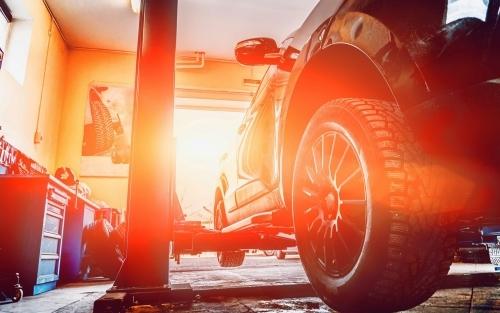 Reifenhandel-Software-Werkstatt