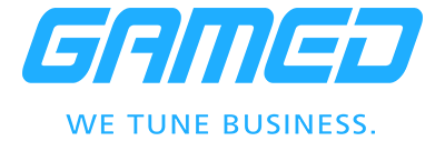 Firmenlogo GAMED mbH Graz