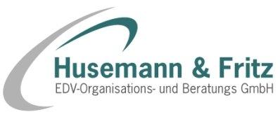 Firmenlogo Husemann & Fritz EDV Organisations- und Beratungs GmbH Bielefeld