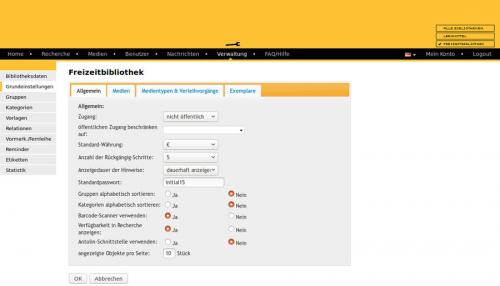 10. Produktbild Libreja - Bibliothekssoftware