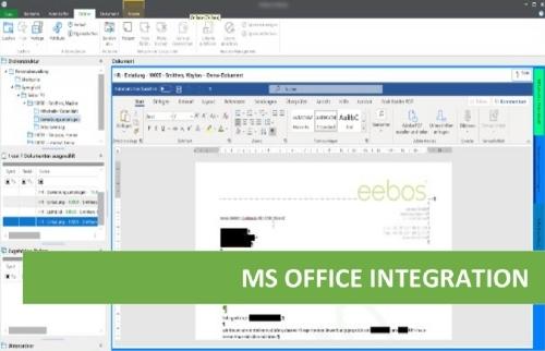 Microsoft Office Integration