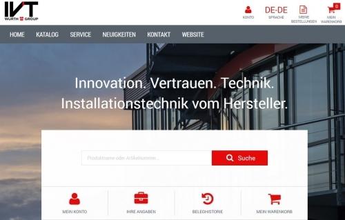 IVT Webshop