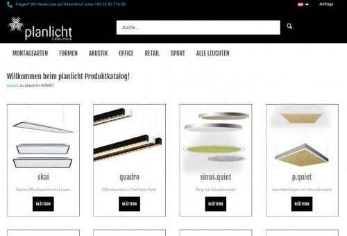 planlicht Webshop