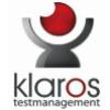 Benutzerfreundliche Webanwendung zum Verwalten, Steuern und Auswerten von Testaktivitäten