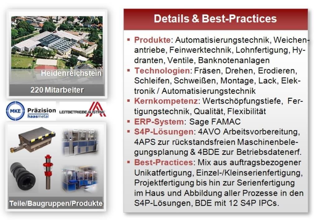 Details & Best-Practices