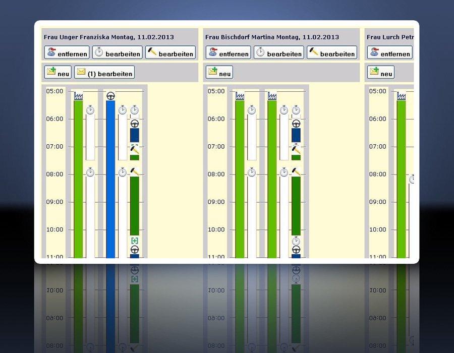 4. Produktbild EplO AD sporadisch Einsatzplanung Optimierung für Außendienst