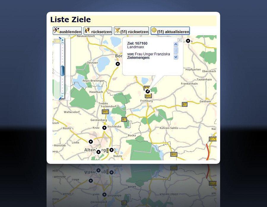 2. Produktbild EplO AD sporadisch Einsatzplanung Optimierung für Außendienst