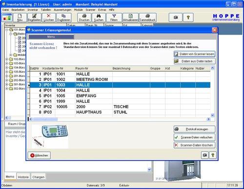 12. Produktbild Inventarsoftware für Barcode Inventur-Etiketten